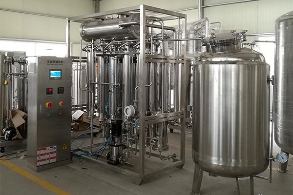 Water Distillation Machine | Seawater Desalinator | China Water