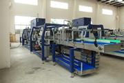 Automatic Pallet Shrink Wrapping Machine