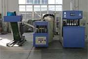 Semi Auto Stretch Blow Molding Machine